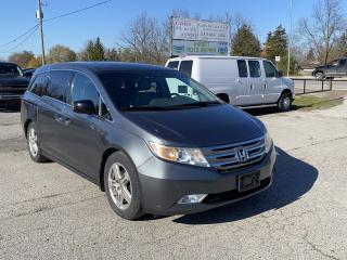 Used 2011 Honda Odyssey Touring for sale in Komoka, ON