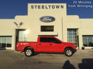 Used 2016 Ford F-150 XLT  - SiriusXM for sale in Selkirk, MB