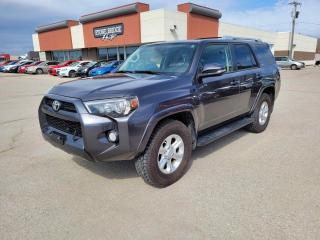 Used 2015 Toyota 4Runner SR5 4dr 4WD Sport Utility for sale in Steinbach, MB