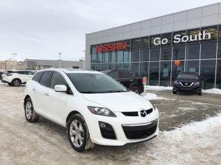 Used 2011 Mazda CX-7 GT, Leather, Sunroof for sale in Edmonton, AB