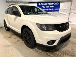 Used 2016 Dodge Journey SXT for sale in Peace River, AB