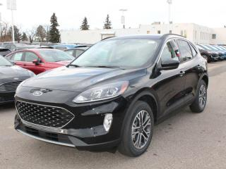 New 2020 Ford Escape SEL AWD | NAV | Leather | Adaptive Cruise | Heated Steering for sale in Edmonton, AB