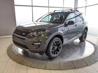 Used 2018 Land Rover Discovery Sport HSE Luxury for sale in Edmonton, AB