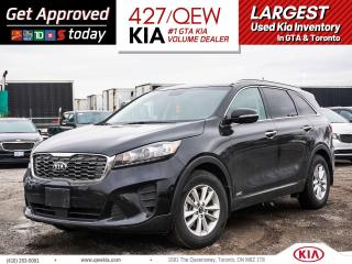 Used 2020 Kia Sorento LX+ V6 for sale in Etobicoke, ON