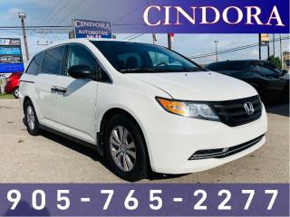 Used 2014 Honda Odyssey SE, 8 Passenger, Bluetooth for sale in Caledonia, ON
