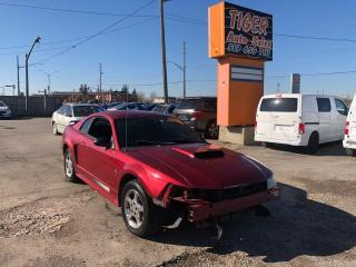 Used 2003 Ford Mustang *ONLY 146KMS*RUNS&DRIVES GREAT*EASY FIX*AS IS for sale in London, ON