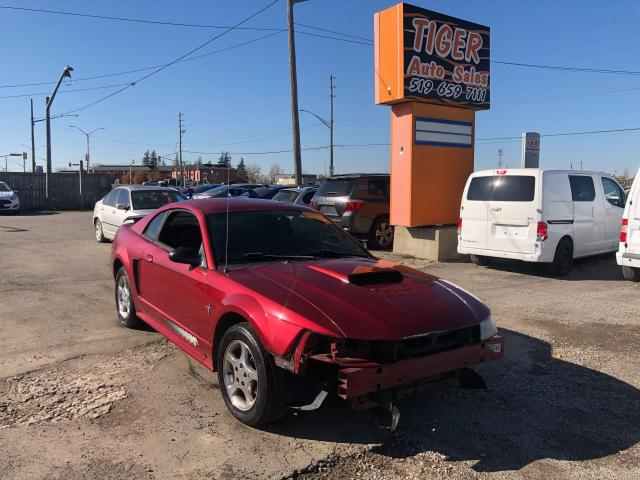 2003 Ford Mustang *ONLY 146KMS*RUNS&DRIVES GREAT*EASY FIX*AS IS