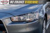 2013 Mitsubishi Lancer SE / LEATHER / KEYLESS GO / MOONROOF / HEATED SEAT Photo28