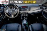 2013 Mitsubishi Lancer SE / LEATHER / KEYLESS GO / MOONROOF / HEATED SEAT Photo39