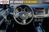 2013 Mitsubishi Lancer SE / LEATHER / KEYLESS GO / MOONROOF / HEATED SEAT Photo40
