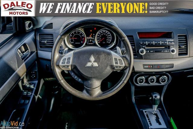 2013 Mitsubishi Lancer SE / LEATHER / KEYLESS GO / MOONROOF / HEATED SEAT Photo14