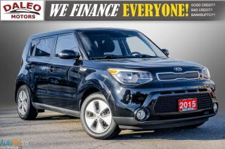Used 2015 Kia Soul LX+ / MANUAL / HEATED SEATS / ONE OWNER / LOW KMS for sale in Hamilton, ON
