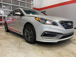 Used 2017 Hyundai Sonata 2.4L Sport Tech for sale in Red Deer, AB