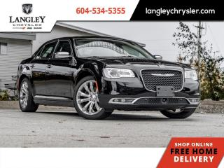 Used 2016 Chrysler 300 RWD SEDAN  Single Owner/ Locally Driven/ Loaded for sale in Surrey, BC