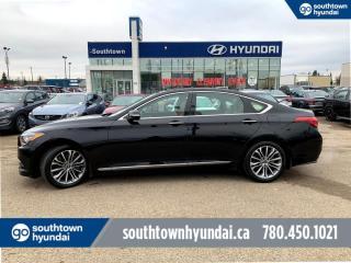 Used 2015 Hyundai Genesis Sedan TECH PKG/LEATHER/NAVI/PANO ROOF for sale in Edmonton, AB
