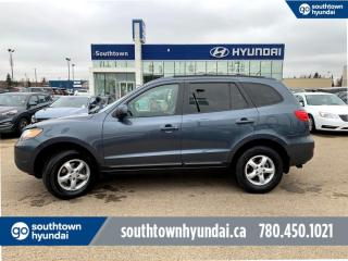Used 2007 Hyundai Santa Fe GL/AWD/HEATED SEATS/V6 for sale in Edmonton, AB