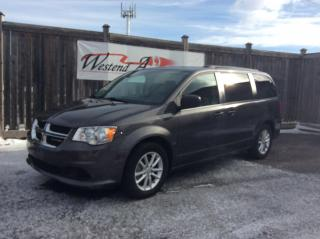 Used 2017 Dodge Grand Caravan SXT for sale in Stittsville, ON