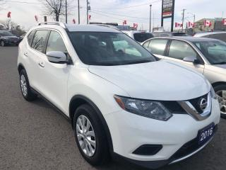 Used 2016 Nissan Rogue S for sale in St Catharines, ON