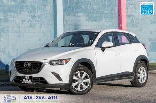 Used 2017 Mazda CX-3 GX|Navigation|Bluetooth|Fwd| for sale in Bolton, ON