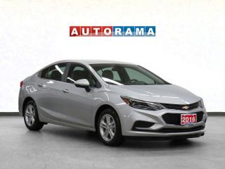 Used 2016 Chevrolet Cruze LT BACKUP CAMERA HEATED SEATS for sale in Toronto, ON
