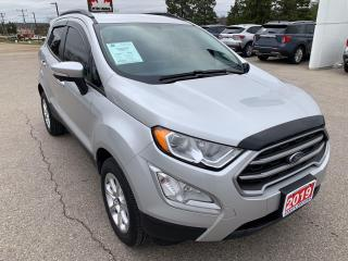 Used 2019 Ford EcoSport SE for sale in Harriston, ON