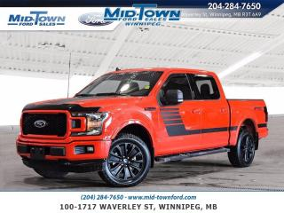 Used 2019 Ford F-150 SPORT SPECIAL EDITION for sale in Winnipeg, MB