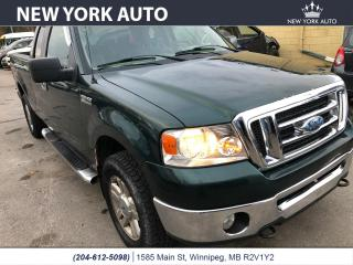 Used 2008 Ford F-150 XLT for sale in Winnipeg, MB