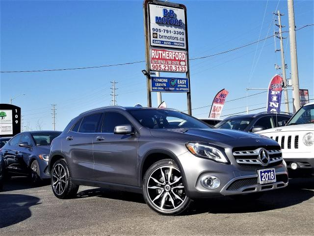 2018 Mercedes-Benz GLA No Accidents | AWD| Panoroof | Heated seats | NAV