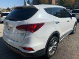 2017 Hyundai Santa Fe Sport Limited/Navigation /Leather /Backup Camera  Certifid