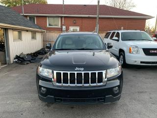 Used 2011 Jeep Grand Cherokee Laredo*4x4*Leather*Sunroof*Rearview Cam* for sale in Hamilton, ON