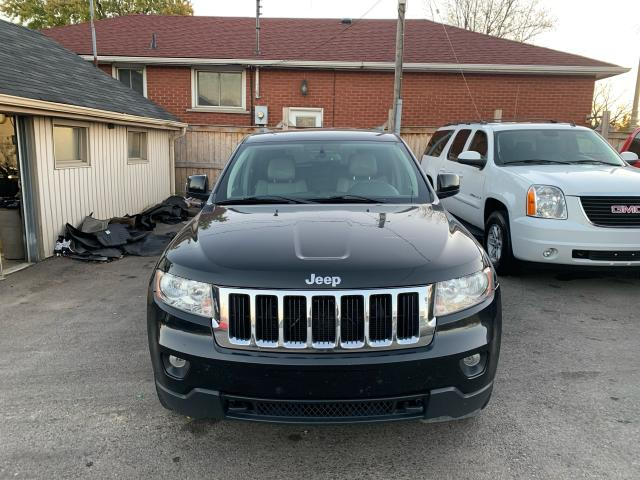2011 Jeep Grand Cherokee Laredo*4x4*Leather*Sunroof*Rearview Cam*