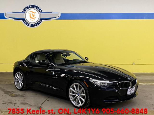 2011 BMW Z4 sDrive35i, Extra Clean, Only 43,000 Km