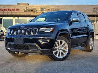 Used 2017 Jeep Grand Cherokee Limited   LUXURY GRP   PANO ROOF   NAVI   TOW GRP for sale in Listowel, ON