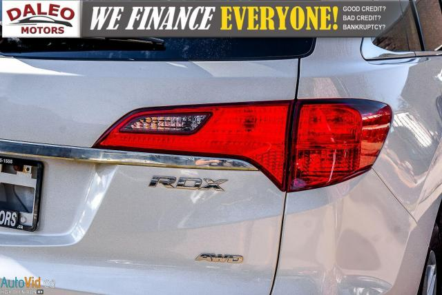 2014 Acura RDX TECH PKG / LEATHER / NAVI / SUNROOF / HEATED SEATS Photo10