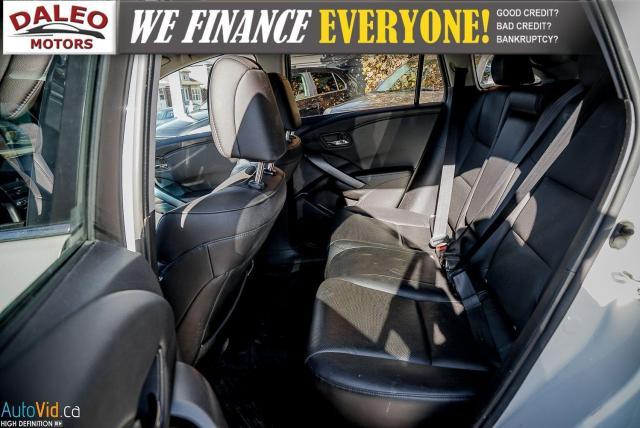 2014 Acura RDX TECH PKG / LEATHER / NAVI / SUNROOF / HEATED SEATS Photo12