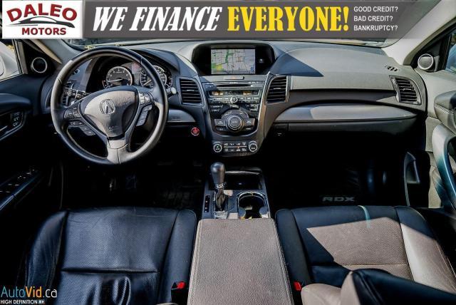 2014 Acura RDX TECH PKG / LEATHER / NAVI / SUNROOF / HEATED SEATS Photo13