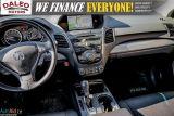 2014 Acura RDX TECH PKG / LEATHER / NAVI / SUNROOF / HEATED SEATS Photo48