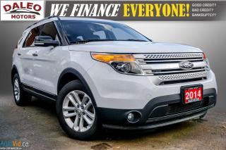 Used 2014 Ford Explorer XLT / 7 PASSENGERS / HEATED SEATS / REAR A/C / for sale in Hamilton, ON