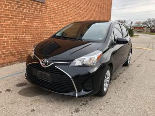 Used 2015 Toyota Yaris LE/ 29K KM NO ACCIDENT for sale in Oakville, ON