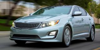 Used 2014 Kia Optima LX HYBRID for sale in North York, ON