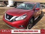 Photo of Red 2016 Nissan Murano