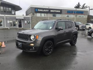 Used 2017 Jeep Renegade ALTITUDE - Heated Seats Dual Zone A/C for sale in Victoria, BC