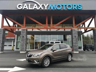 Used 2019 Buick Envision ESSENCE - AWD LEATHER MEMORY SEATS for sale in Victoria, BC