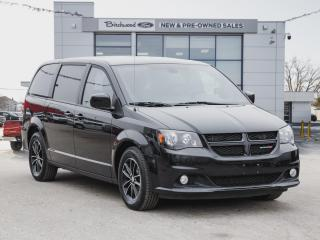 Used 2019 Dodge Grand Caravan GT CLEAN CARFAX | BACK UP CAM for sale in Winnipeg, MB