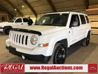 Used 2014 Jeep Patriot 4D Utility AWD for sale in Calgary, AB