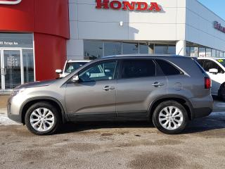 Used 2015 Kia Sorento EX LOCAL, ONE OWNER for sale in Winnipeg, MB
