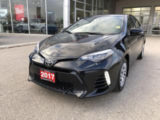 Used 2017 Toyota Corolla SE for sale in Winnipeg, MB