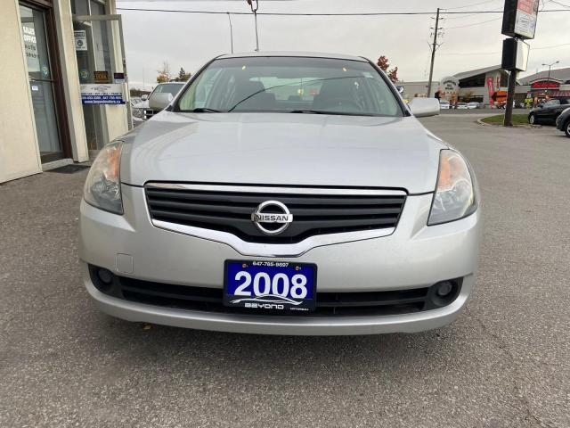 2008 Nissan Altima FWD, HEATED SEATS, POWER SEATS, POWER WINDOWS