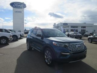 Used 2020 Ford Explorer Platinum for sale in Drayton Valley, AB