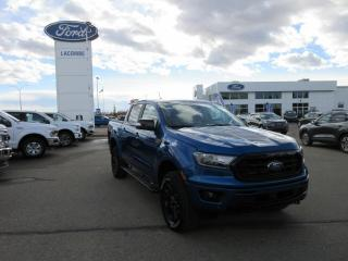 Used 2020 Ford Ranger for sale in Lacombe, AB